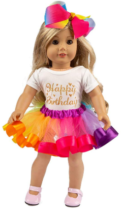 Amazon : American 18 Inch Girl Doll Clothes and Accessories Just $7.99 W/Code (Reg : $15.99) (As of 12/18/2019 5.31 AM CST)