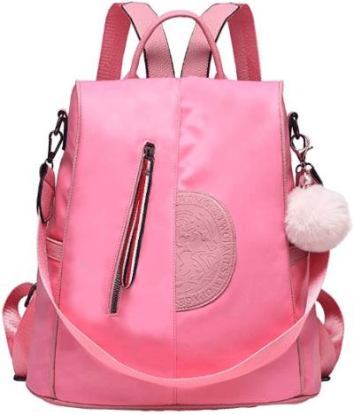 Amazon : Anti-theft Handbag Rucksack Lightweight Travel School Shoulder Bag Just $11.99 W/Code (Reg : $29.98) (As of 12/12/2019 8.28 PM CST)