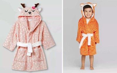Target : 50% Off Cat & Jack Toddler Robes Just $7.49 (Reg : $15!)