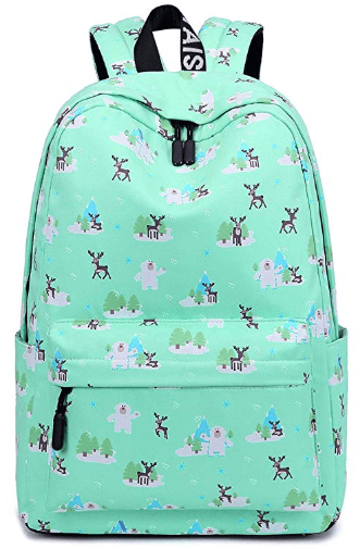Amazon : Kids Bookbags Just $12.30 W/Code (Reg : $40.99) (As of 12/07/2019 7.09 PM CST)