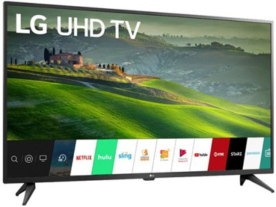 LG 50-Inch Class LED Smart 4K UHD TV for JUST $249.99 + FREE Shipping (Reg $330)
