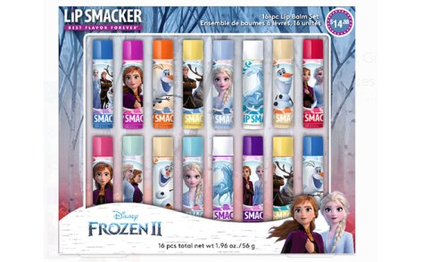 Lip Smacker 16-Piece Frozen 2 Lip Balm Vault for JUST $8.88 (Regularly $30)