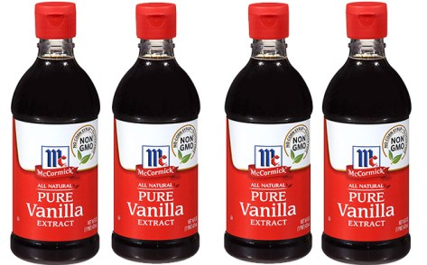 16-Ounce McCormick All Natural Pure Vanilla Extract JUST $22.80 at Amazon (Reg $30)