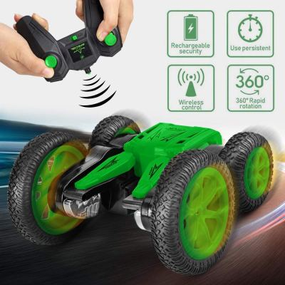 Amazon : Remote Control Car Double Sided Rotating Vehicles 360 Degree Flips Just $13.45 W/Code (Reg : $26.90) (As of 12/11/2019 6.10 PM CST)