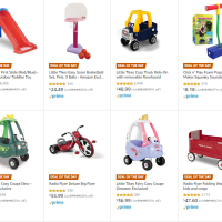 Amazon : SAVE UP TO 61% ON RIDE - ONS & OUTDOORS PRODUCTS Just Starting as low as $5.09 (Reg : $5.09 - $328.99) (As of 12/14/2019 10.54 AM CST)
