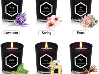 Amazon : Scented Candles Gifts Set Just $11.99 W/Code (Reg : $23.99) (As of 12/19/2019 6.10 AM CST)