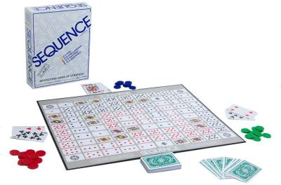 Amazon : Sequence Game Just $9.30 W/$0.49 Off Coupon (Reg : $24.99) (As of 12/22/2019 8.25 PM CST)
