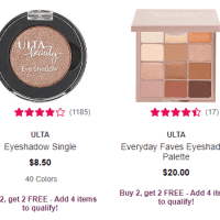 ULTRA BEAUTY : Pay $11 For 8 Items W/Code!