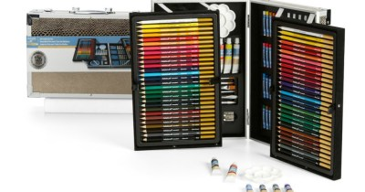 Michaels : 126-Piece Art Gift Sets Only $15.99 (Reg : $65)
