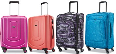 Kohl's : American Tourister Spinner Luggage Starting at Just $31.99 After Kohl's Cash (Reg : $160)