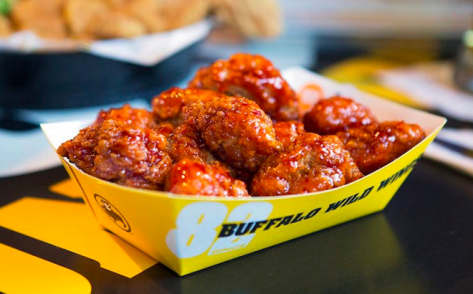 Buy 1 Get One 1 Wings at Buffalo Wild Wings