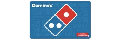 $25 Domino's Pizza + $5 Amazon: $25