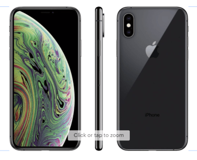 64GB Apple iPhone XR (Unlocked): $650 (reg: $899)