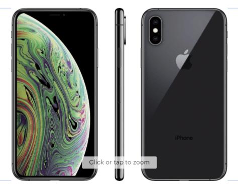 64GB Apple iPhone XR (Unlocked): $650 (reg: $899)