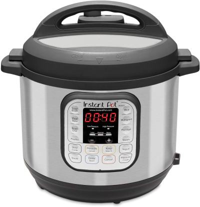 Instant Pot 8-Quart 7in1 Pressure Cooker ONLY $64.99 + FREE Shipping (Reg $140)