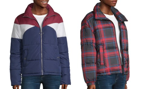 Adults' Puffer Jackets From ONLY $14.99 at JCPenney (Reg $69) – Cyber Monday Deal!