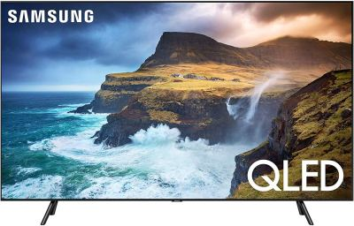 Samsung QN82Q70RAFXZA Flat 82'' QLED HDR 4K HD 2019 for $2099 (reg: $2497)