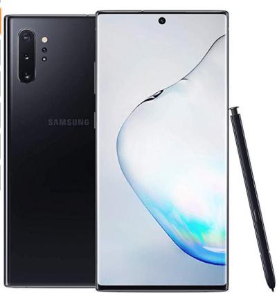 256GB Samsung Galaxy Note10+ (Unlocked) for $699