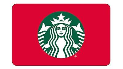 $30 Starbucks + $5 Amazon : $30!