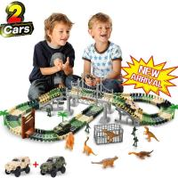 Amazon : 158 Tracks 2 Cars 6 Dinosaurs Just $8.88  W/Code (Reg : $21.77) (As of 1/20/2020 6.40 AM CST)