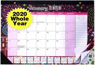 Amazon : 2020 Desk Calendar Just $3.56 W/Code (Reg : $11.88) (As of 1/27/2020 5.09 PM CST)