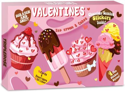 Amazon : 36Pcs Icecream and Cookies Scratch and Sniff Cards Just $4.99 W/Code (Reg : $9.99) (As of 1/28/2020 5.52 PM CST)