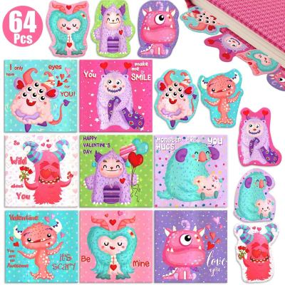 Amazon : 64 Valentines Cards Pop-Out Bookmarks for Kids Just $4.99 W/Code (Reg : $9.99) (As of 1/28/2020 5.36 AM CST)