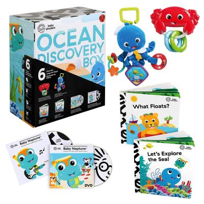 Amazon : Baby Einstein Ocean Discovery Experience Box Just $9.85 (Reg : $19.99) (As of 1/22/2020 5.38 PM CST)