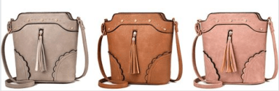 Amazon : Crossbody Bag for Women Just $9.99 W/Code + 5% Off Coupon (Reg : $21.99) (As of 1/15/2020 7.44 PM CST)
