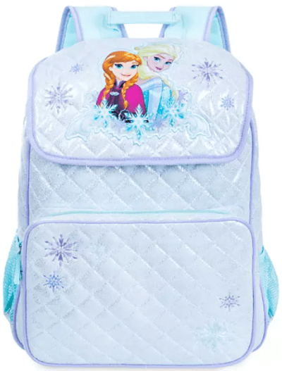Shop Disney : Frozen Backpack – Personalized Just $12.78 W/Code (Reg $29.95)