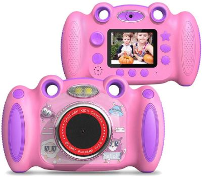 Amazon : Kids Digital Camera Just $15.99 W/60% Off Coupon (Reg : $39.99) (As of 1/20/2020 5.20 AM CST)
