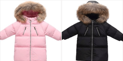 Amazon : Kids Hooded Down Jackets Just $12.99 W/Code (Reg : $25.99) (As of 1/14/2020 5.50 AM CST)
