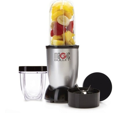 Walmart : Magic Bullet, 7-Piece, Silver Just $19.92 (Reg : $39.99)