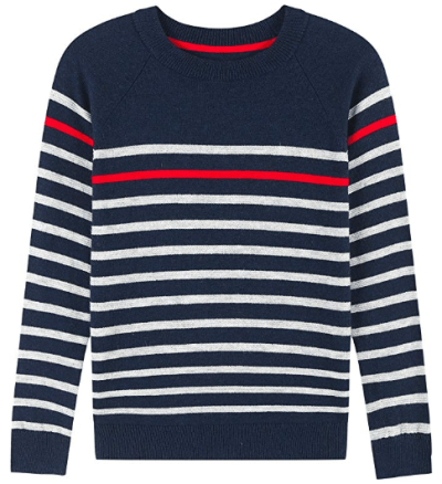Amazon : Sweater for Kids Just $7.73-10.16 W/Code (Reg : $25.78-33.88) (As of 1/22/2020 6.10 PM CST)