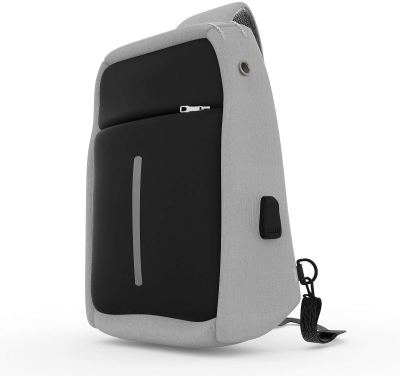 Amazon : USB Sling Bag Just $5.07 W/55% Off Coupon (Reg : $11.27) (As of 1/15/2020 12.22 PM CST)