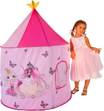 Amazon : Unicorn Kids Pink Play Tent Just $14.99 W/Code (Reg : $29.99) (As of 1/20/2020 5.50 AM CST)