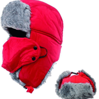 Amazon : Winter Trapper Hat with Ear Flap Just $4  W/Code (Reg : $9.99) (As of 1/20/2020 6.46 AM CST)