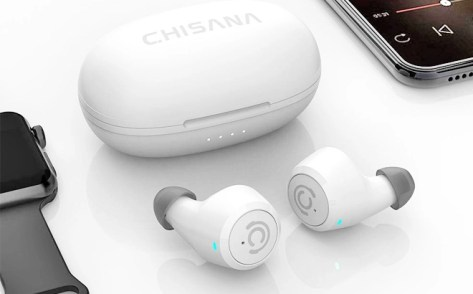 Wireless Bluetooth Earbuds with Charging Case ONLY $20.99 + FREE Shipping