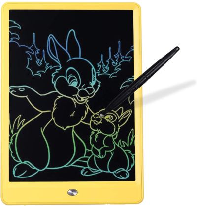Amazon : Writing Tablet 10 inch LCD Colorful Screen Drawing Just $10.49 W/50% Coupon (Reg : $20.99) (As of 1/22/2020 11.50 AM CST)