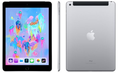 Apple 9.7-Inch iPad 6th Gen 128 GB ONLY $349 at Walmart (Regularly $559)