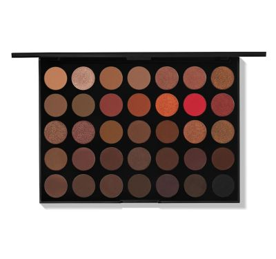 Morphe 35O2 Second Nature Eyeshadow Palette for $11.50 (Reg $25.00) with code