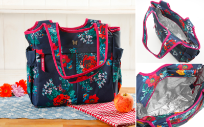 The Pioneer Woman Country Garden Lunch Tote ONLY $12.49 at Walmart (Regularly $20)
