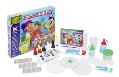 WALMART: Crayola Color Chemistry Set for Kids, Gift for Ages 7+ SALE! $12.97 (Reg $24.97)