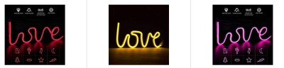 AMAZON: LED Neon Signs, 60% Off with CODE 60A8L479