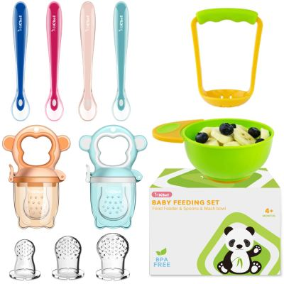Amazon : Baby First Stage Feeding Set for $10.44 (Reg. $18.99) W/Code LIMITED TIME ONLY