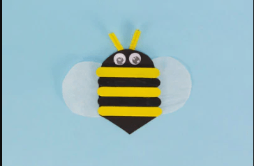 Michaels: FREE Craft Stick Bees (March 8th)