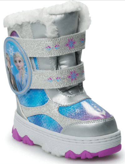 Kohl's : Disney's Frozen 2 Anna & Elsa Toddler Girls' Winter Boots Just $19.11 W/Code (Reg : $44.99)