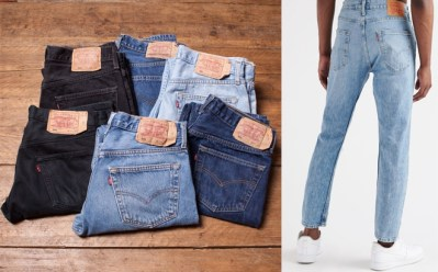 Up to 80% Off Levi's Men's & Women's Jeans – Starting at Just $14.99!