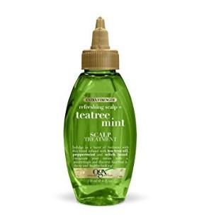 AMAZON: OGX Tea Tree Mint Scalp Treatment Starting at ONLY $2.41 per bottle (Reg $5)