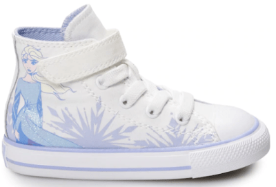 Kohl's : Toddler Girls' Converse Chuck Taylor All Star Disney's Frozen 2 Elsa High Top Shoes Just $24 (Reg : $40)